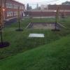 Aménagement paysager pour une école primaire