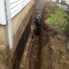 Lavage des fondations