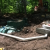 Installation septique Écoflo